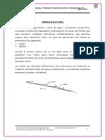 CAÍDAS (ESTRUCTURA HIDRAULICA)