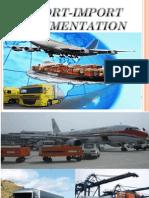 Export Import Procedures