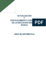 actualizacincurricularinformtica-130525121256-phpapp02