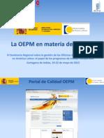 Patricia Garcia-Trabajos en Materia de Calidad-OEPM