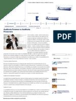 Tu Guía Contable _ Auditoría Forense vs Auditoría Financiera