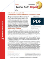 Global Auto Report 2009