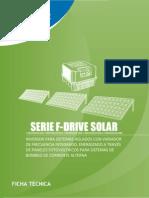 Serie f Drive Solar Ft
