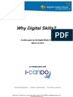 White Paper Digital Skills