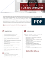 Auditor Lider Iso 9001 2015 Nc