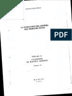 Yáñez, La Evolución del Sistema del Derecho Penal.pdf