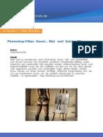 Tutorial Kunst Mal Zeichenfilter PDF 19807