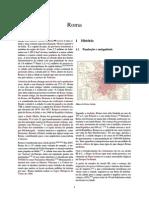 Roma - Ficha Técnica, História, Informações em Geral.
