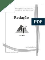 CPU Apostila de Redação 20131