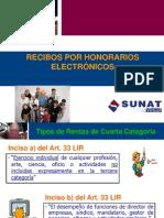 Recibos Por Honorarios Electrónicos