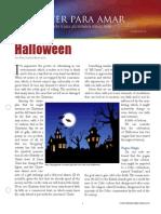 Halloween Ingles