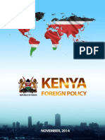 Kenya Foreign Policy