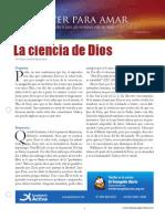 La Ciencia de Dios