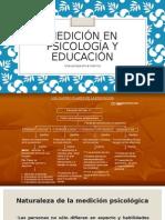 Medición en Psicología y Educación