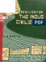 New Light on the Indus Civilization Vol I - K.N. Sastri