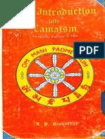 An Introduction Into Lamaism the Mystical Buddhism of Tibet - R.P. Anuruddha