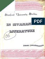 In Sivananda Literature - Swami Omkarananda_Part1