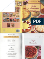 Rachida Amhaouche Tartes Et Cheesecakes