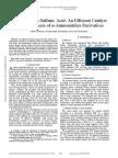 Nano Alumina Sulfuric Acid