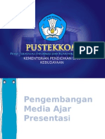 Pembuatan Media Presentasi 2014