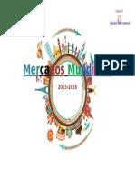 Mercados Mundiales del Turismo