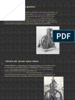 Historia Del Motor de Gasolina