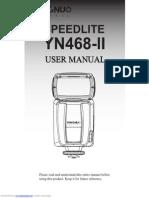 Manual yn468ii