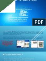 Descripcion sobre Windows 7