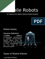 Mobile Robots | Robot | Technology