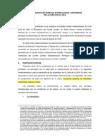 XXXVIII Curso Derecho Internacional Principios Derecho Internacional Carta OEA Mauricio Herdocia