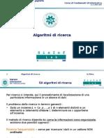 Algoritmi Di Ricerca