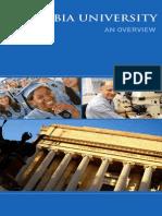 University Brochure 2012