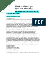 OOII Resumen Diez de Velasco