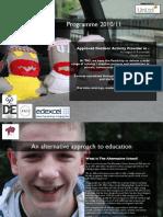 The Alternative School - 2010/11 Brochure