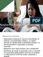 Nasterea-eutocica