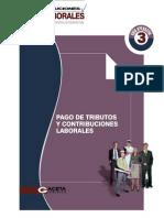 018 Pago de Tributos y Contribuciones Laborales