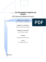 PSP (Personal Software Process)