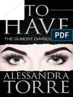 Alessandra Torre - Série Dumont Diaries 01 - To Have.pdf