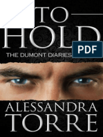 Alessandra Torre - Série Dumont Diaries 02 - To Hold.pdf