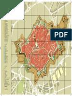 Mapa Elvas - PT Interior
