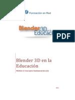 Blender 3D en La Educación_Conceptos Fundamentales