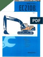 Manual de Servicio Taller Exc Volvo Ec210blc