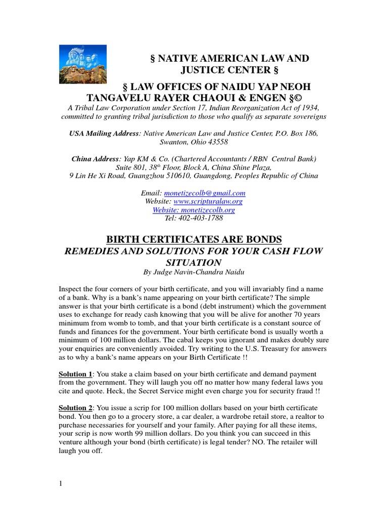 Native american law justice center united states dollar notary native american law justice center united states dollar notary public aiddatafo Images