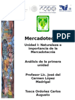 Analisis de Mercadotecnia