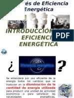 Introducción a La Eficiencia Energética 040315