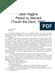 Higgins, Jack - Pactul Cu Diavolul