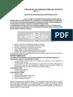 Tema 1 Planeacion de Las Comunicaciones Del Proyecto de TI