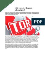 Von DarkNet bis Usenet - Illegalen Downloads auf der Spur!