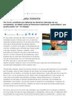 Diario de Cádiz - El orgullo de una ramera