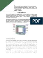 Informe Modelamiento Del Transformador
